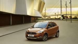 Ford Ka+ 2018: se apunta a la moda de los SUV