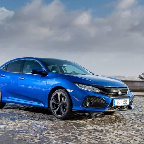 Prueba Honda Civic diésel 2018: La duda eterna ¿gasóleo o gasolina?