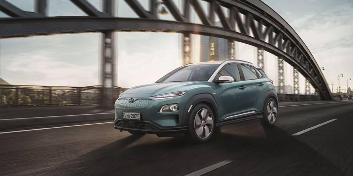 Hyundai Kona eléctrico 2018, dos niveles de potencia y hasta 470 km de autonomía