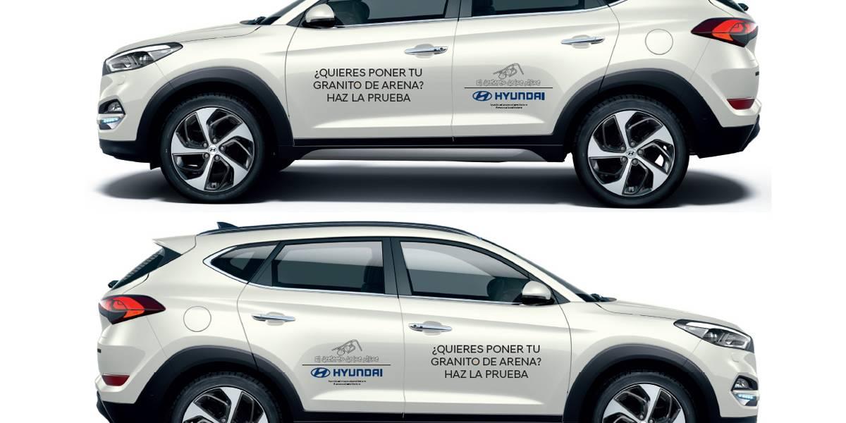 Hyundai regresa al Desierto de los Niños