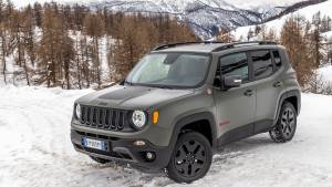 Primera prueba del Jeep Renegade 2018 (fotos)