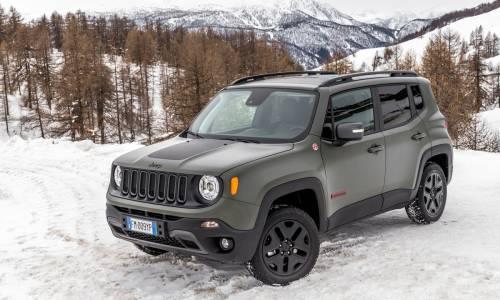 Vídeo: prueba del Jeep Renegade 2018