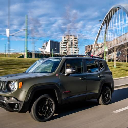 Primera prueba del Jeep Renegade 2018… ¿qué nos parece?