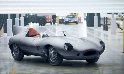 """Vídeo: el Jaguar D-Type clásico de competición """"resucita"""". Pero sólo hay 25"""