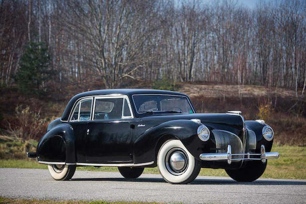 Lincoln Continental Goupé - El Padrino