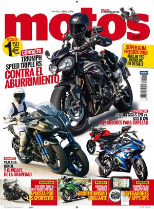 Revista Motos – número 43