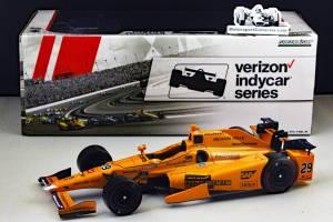 McLaren-Honda-Andretti Fernando Alonso