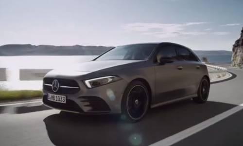 Mercedes-Benz Clase A 2018, así va (vídeo)