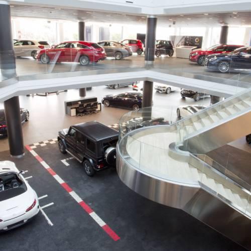 Mercedes-Benz inaugura su primera Flagship Store en Madrid