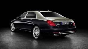 Mercedes-Maybach Clase S 2018, el súmmum de la exclusividad alemana