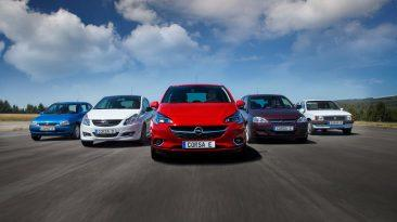 Opel Corsa Electrico Zaragoza