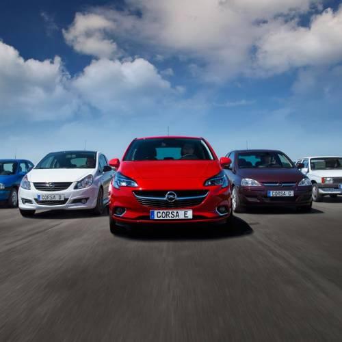 Opel fabricará el primer Corsa 100 % eléctrico en Zaragoza en 2020