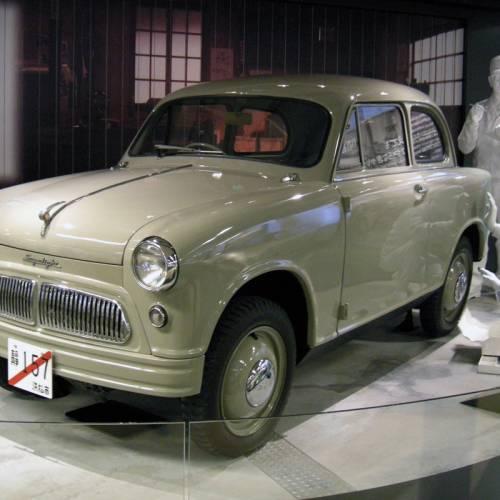 Te presentamos… el primer coche de Suzuki