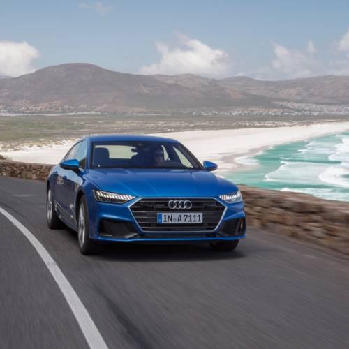 Prueba: Audi A7 Sportback 2018. El futuro ha llegado