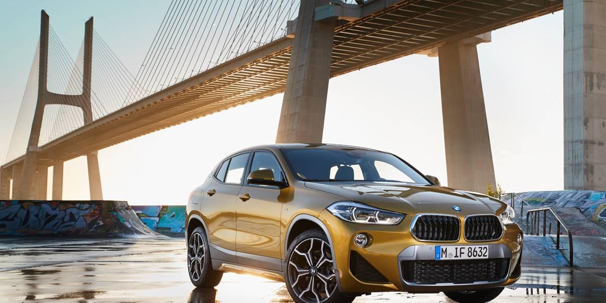 BMW X2, primera prueba del SUV más descarado de BMW