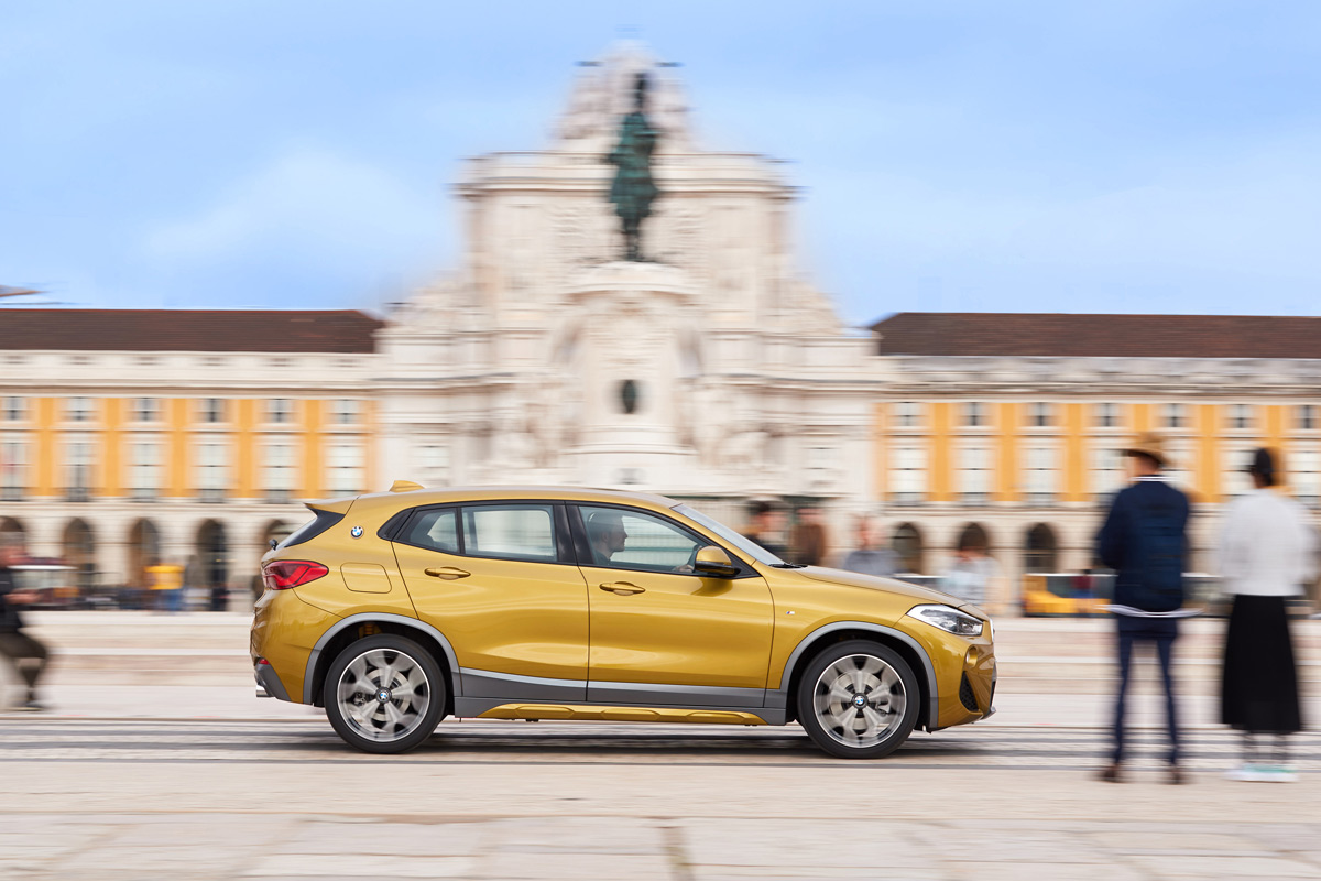 BMW X2, primera prueba (fotos)