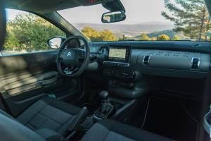 Prueba Citroën C4 Cactus 2018
