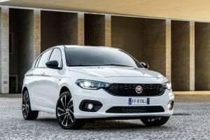 Prueba Fiat Tipo S-Design