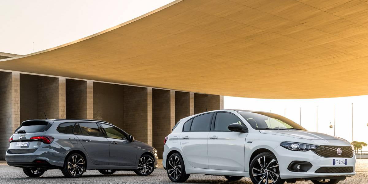 Prueba Fiat Tipo S-Design: Estilo a buen precio