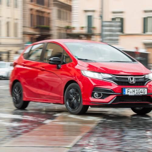 Prueba Honda Jazz 1.5 i-VTEC 2018: más deportivo