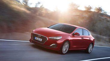 Prueba Hyundai i30 Fastback, dinámica
