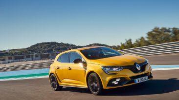 Prueba Renault Mégane RS, dinámica