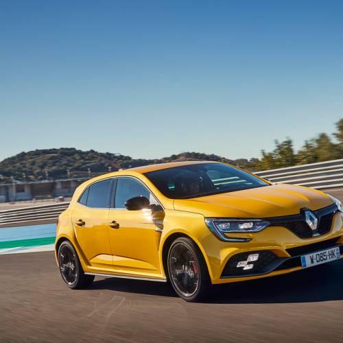 Primera prueba: Renault Mégane R.S. 2018