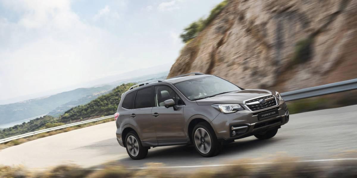Subaru Forester 2018, seguridad para todos los terrenos