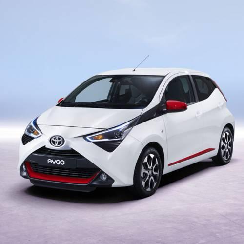 Toyota Aygo 2018, el pequeño japonés quiere sorprender