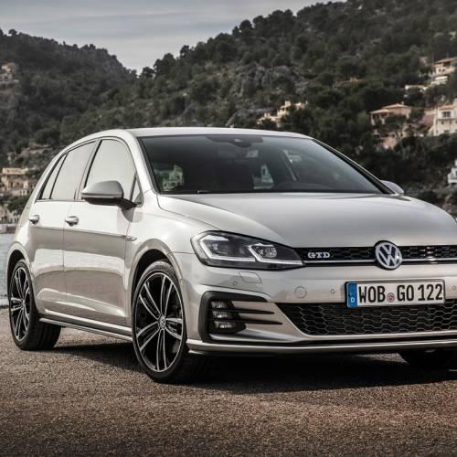 Los 10 coches más vendidos en enero de 2018