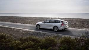 Volvo V60 2018, nueva generación para seguir siendo el referente familiar