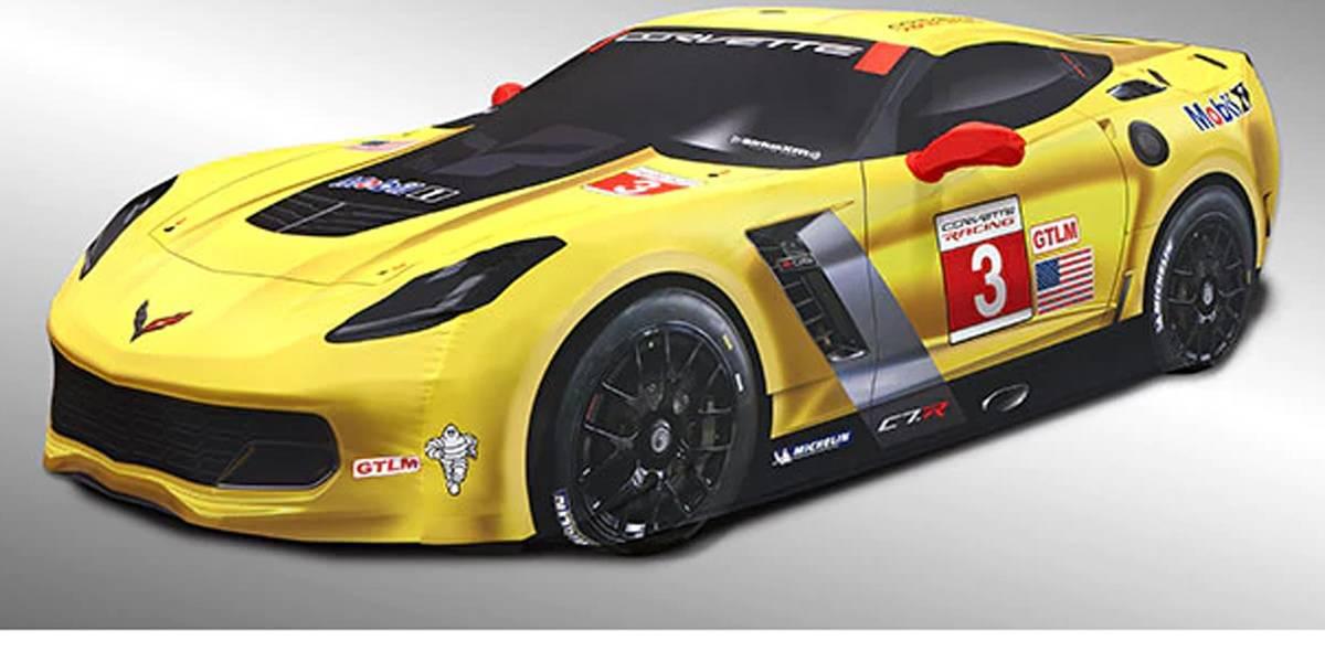 Cómo convertir tu coche en un Corvette de carreras por menos de 1.000 euros