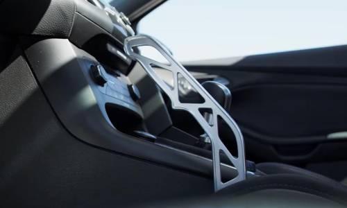 Ya puedes instalar un freno de mano al estilo rally en tu Focus RS