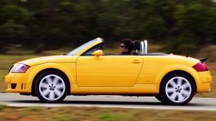 Historia del Audi TT, 20 años de éxitos