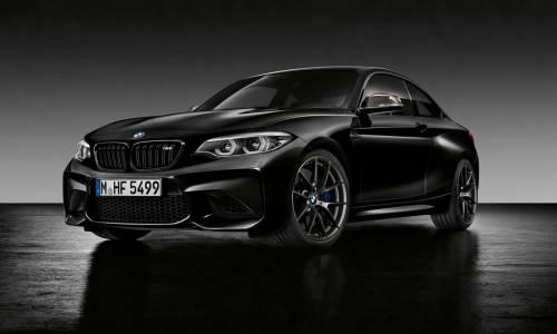 BMW M2 Coupé Edition Black Shadow, bienvenido al lado oscuro