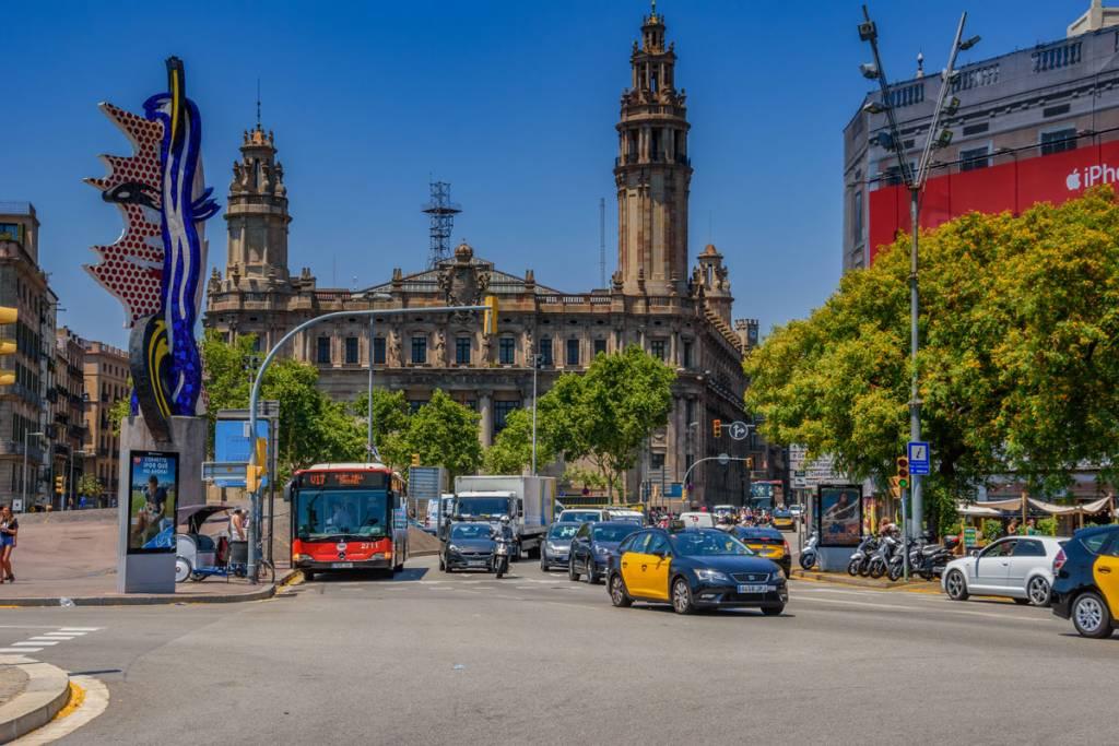 Barcelona sufre más fallecimientos por el diésel que Madrid