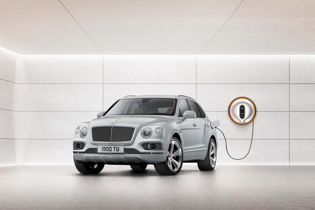 Bentley Bentayga Hybrid Plug-in