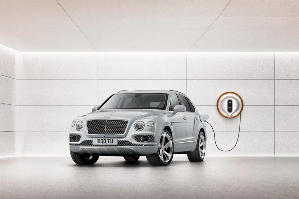 Bentley Bentayga Hybrid Plug-in