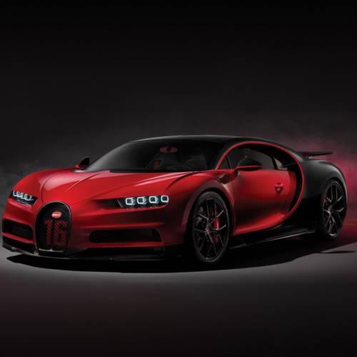 Bugatti Chiron Sport, más rápido y efectivo