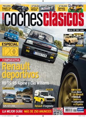 Revista Coches Clásicos Número 159