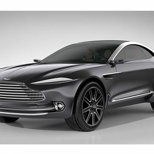 Aston Martin Varekai, el primer SUV de la marca que ya tiene nombre propio