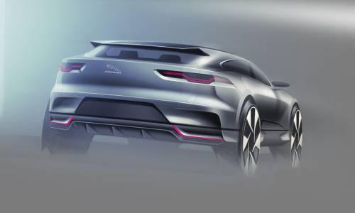 Así se ha diseñado el nuevo Jaguar I-Pace 2018