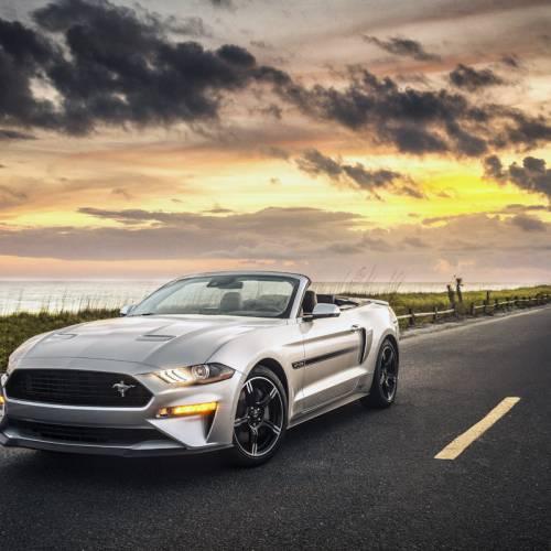 Ford Mustang GT California Special 2019, la leyenda continúa