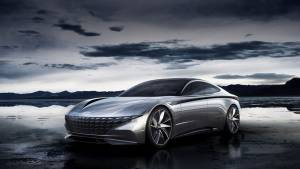 Hyundai 'Le Fill Rouge' Vision Concept, el nuevo lenguaje de diseño de la coreana