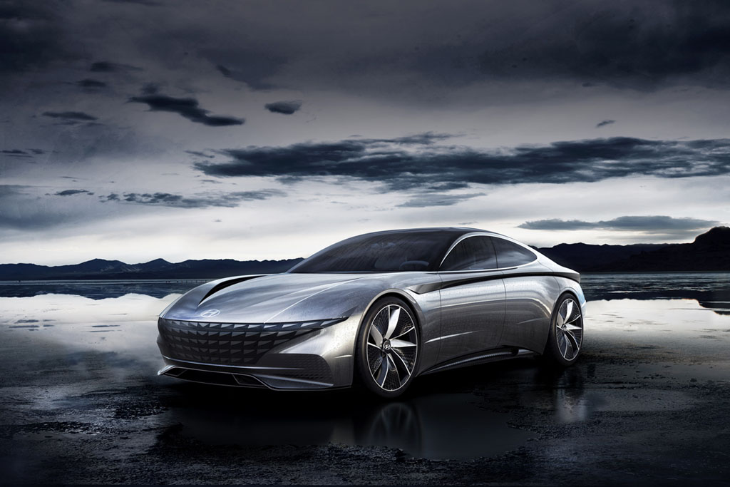 Hyundai 'Le Fill Rouge' Vision Concept
