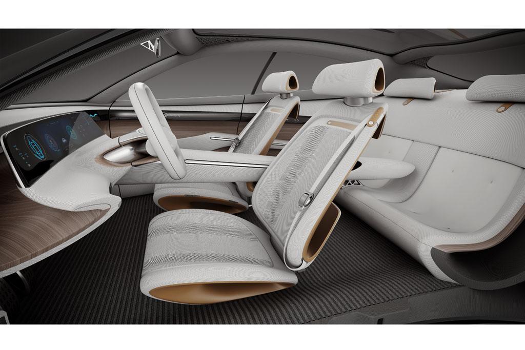 Hyundai 'Le Fill Rouge' Vision Concept