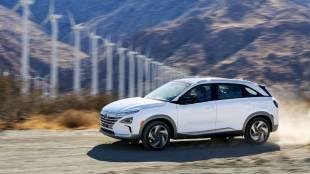 Hyundai Nexo, primera prueba (fotos)