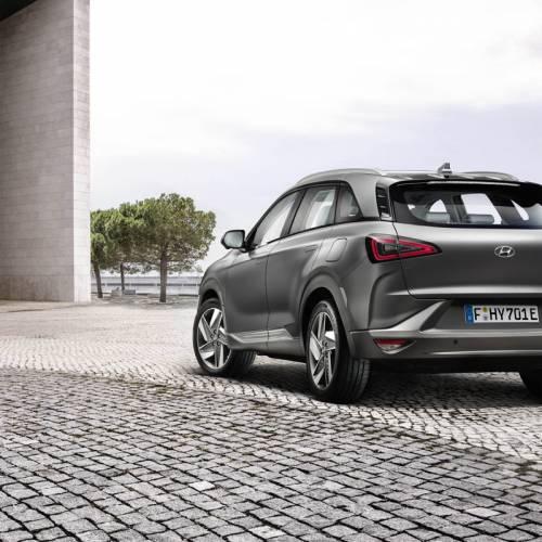 Primera prueba: Hyundai Nexo