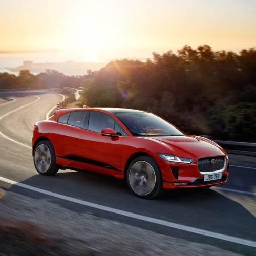 Jaguar I-Pace 2018: las claves de este SUV eléctrico
