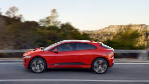Jaguar I-Pace 2018 (fotos)